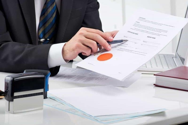 Legalisatie van documenten