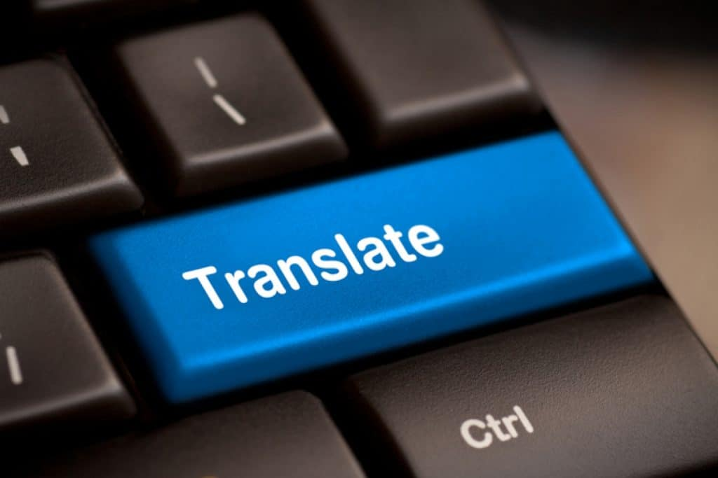 Beëdigde Vertalingen